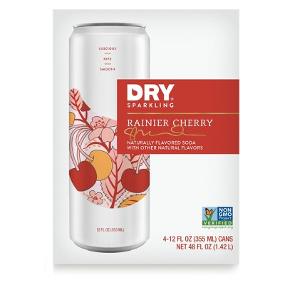 Sparkling Water: DRY Sparkling
