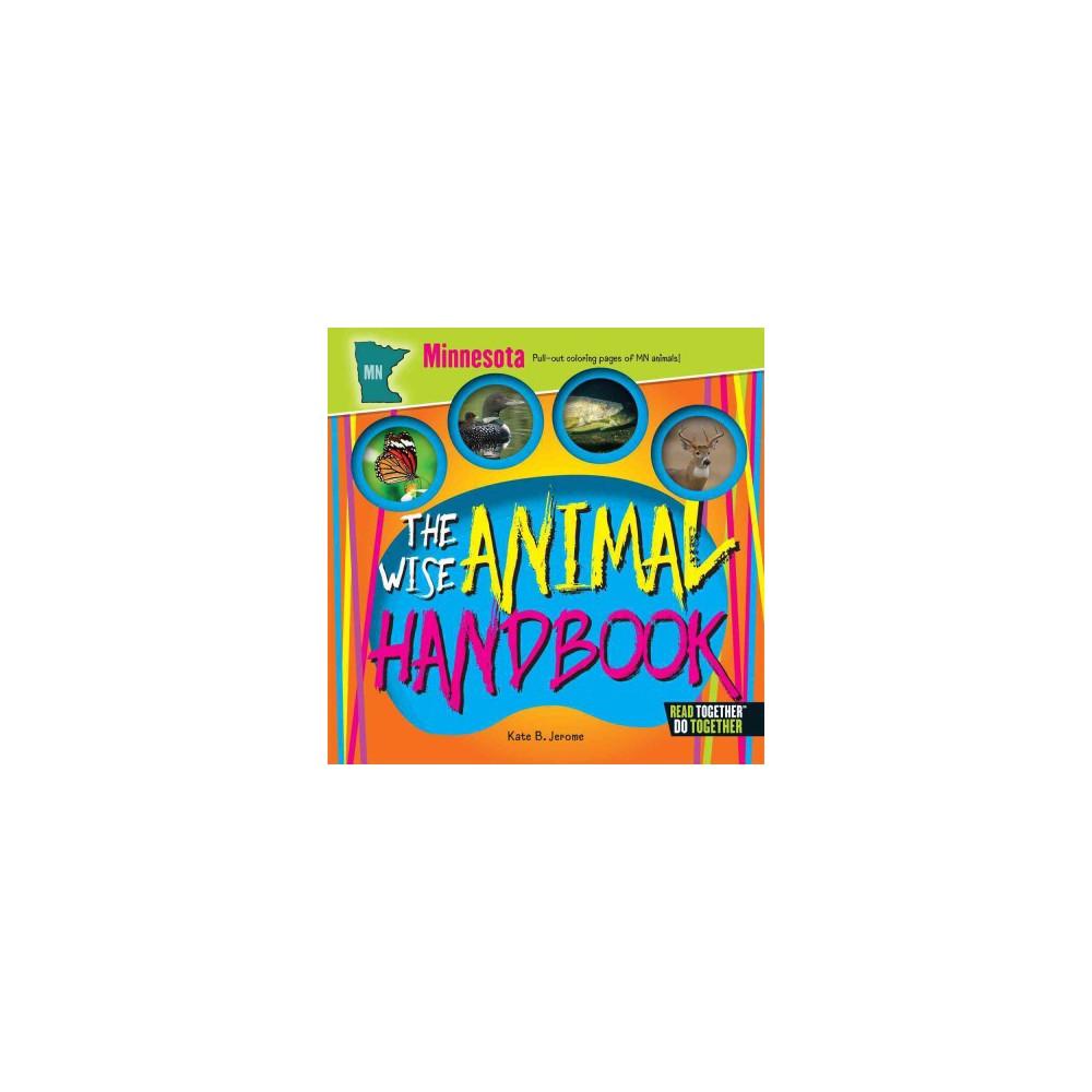 Wise Animal Handbook Minnesota (Hardcover) (Kate B. Jerome)