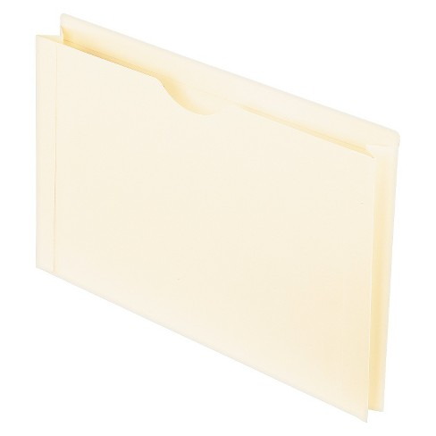 Pendaflex Reinforced Top Tab Pocket File Jacket, 2 Inch Expansion, Legal, Manila, 50/Box - image 1 of 1