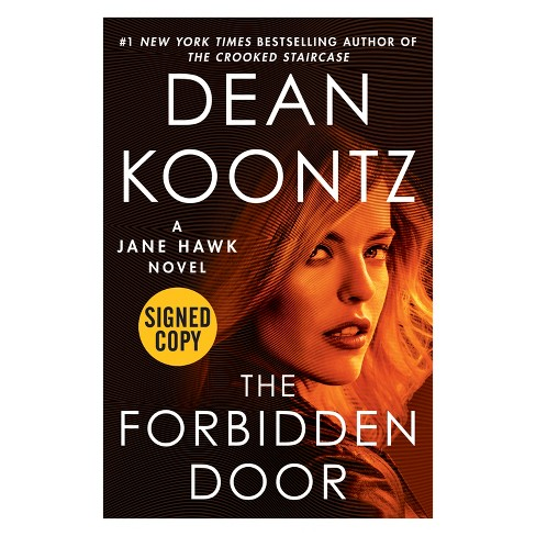 Forbidden Door Target Exclusive Signed Edition by Dean Koontz (Hardcover) - image 1 of 1