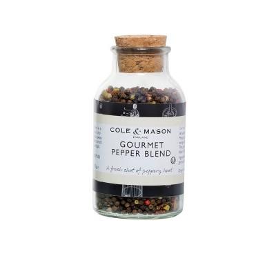Cole & Mason Gourmet Pepper Blend Jar 6oz
