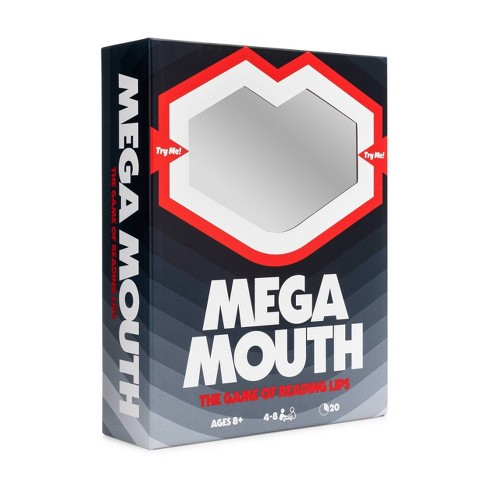 Mega Mouth: The Game of Reading Lips - image 1 of 4