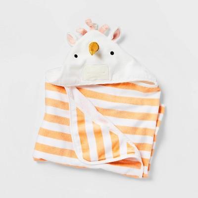 "25""x50"" Unicorn Hooded Towel - Pillowfort™"