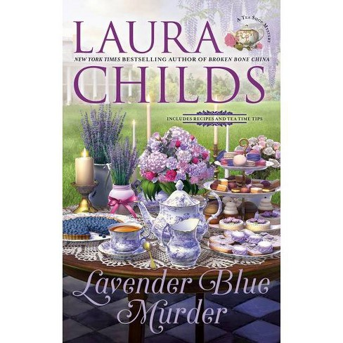 Lavender Blue Murder - by  Laura Childs (Hardcover) - image 1 of 1