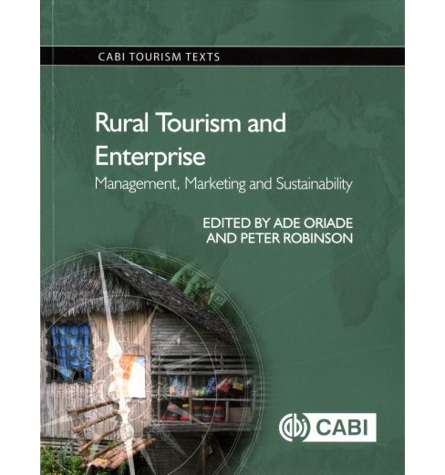 Rural Tourism and Enterprise : Management, Marketing and Sustainability (Paperback) - image 1 of 1