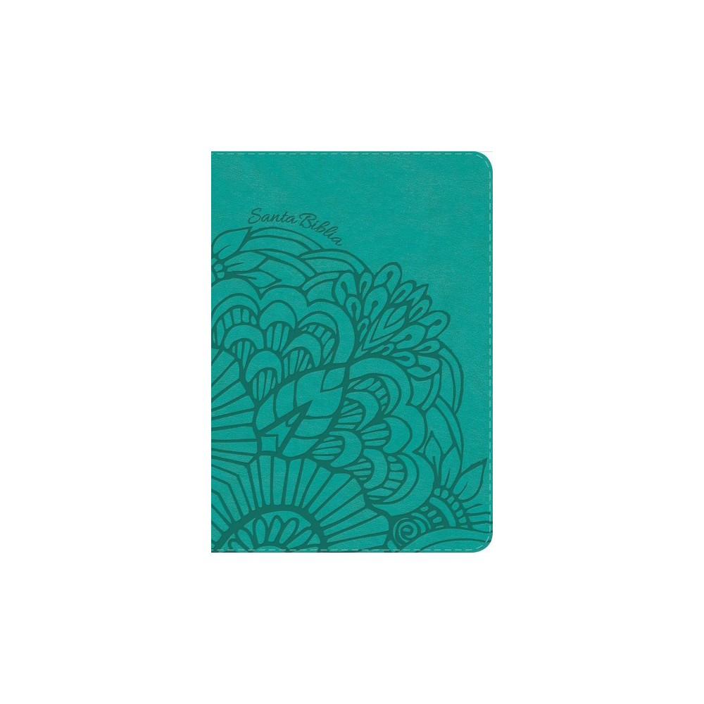 Santa Biblia / Holy Bible : Reina Valera 1960 Aqua, Símil Piel Con Índice Biblia Con Referencias / Aqua,