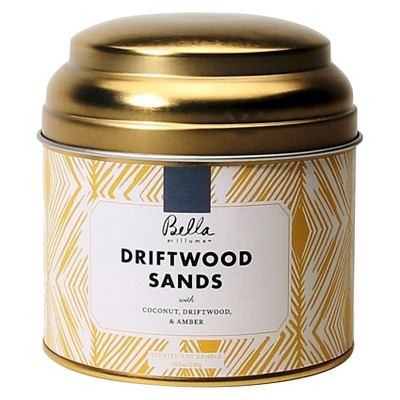 Tin Candle Driftwood Sands 10.2oz - Bella by Illume®