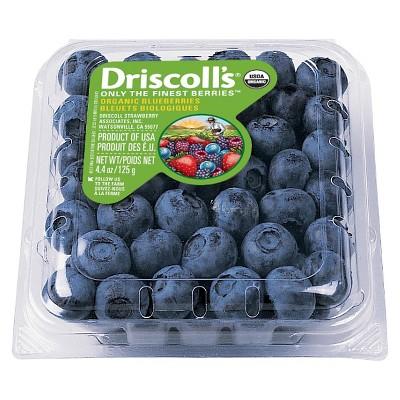 Organic Blueberries - 4.4oz