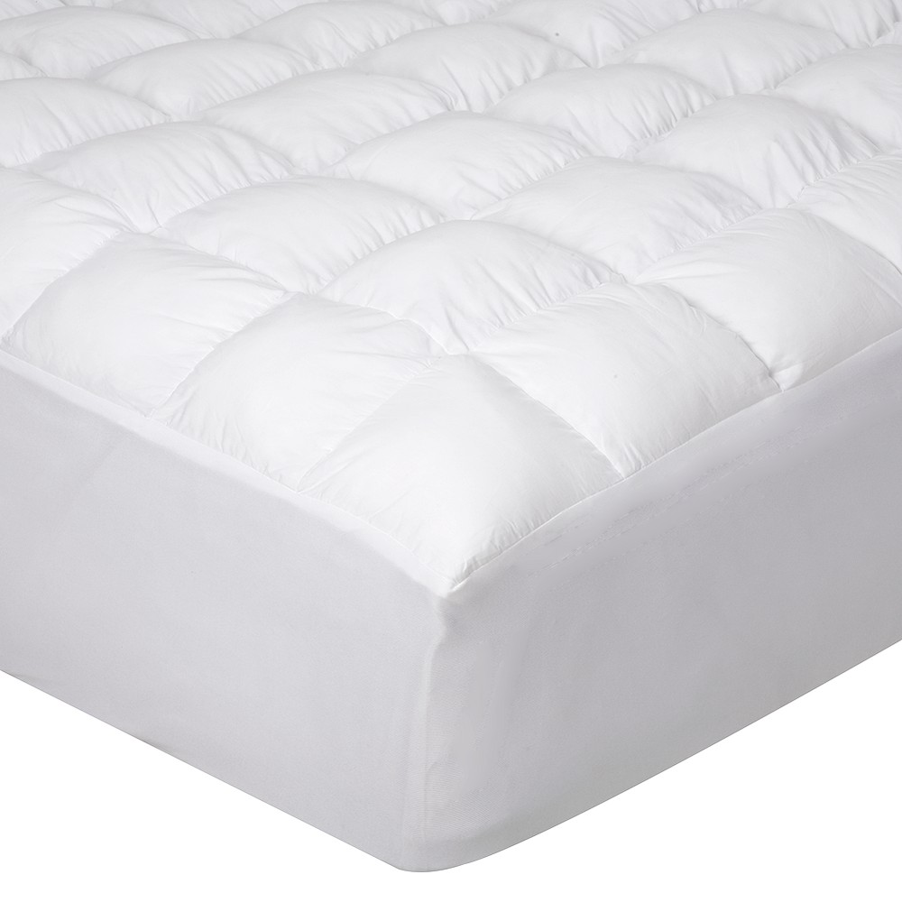 Image of Magic Loft Mattress Pad (Full) White