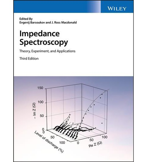 Impedance Spectroscopy : Theory, Experiment, and Applications -  (Hardcover) - image 1 of 1