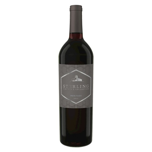 Sterling® Vintners Red Blend - 750mL Bottle - image 1 of 1