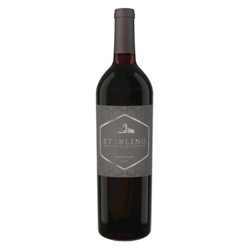 Sterling Vintners Red Blend Wine - 750ml Bottle - image 1 of 1