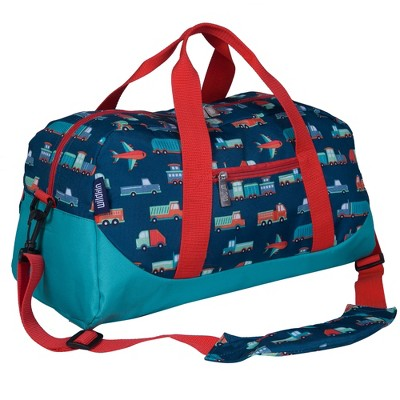 Wildkin Transportation Overnighter Duffel Bag