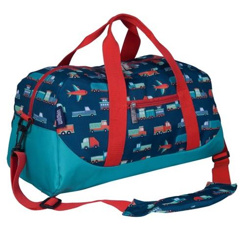 Wildkin Transportation Overnighter Duffel Bag - image 1 of 4