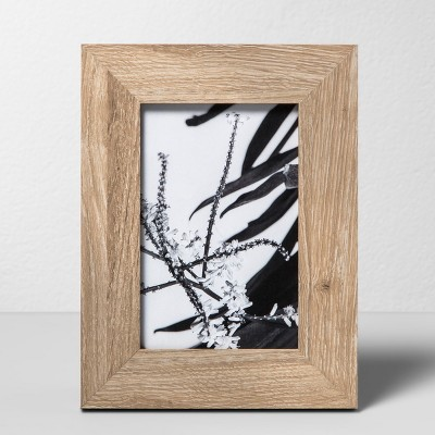 4  x 6  Wide Grain Frame Wood - Made By Design™