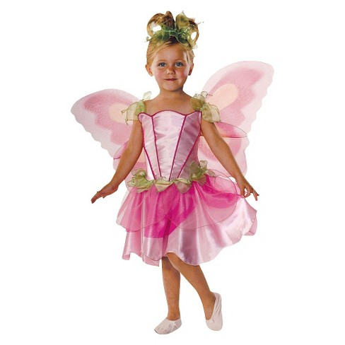 Girls' Spring Time Fairy Costume - image 1 of 1