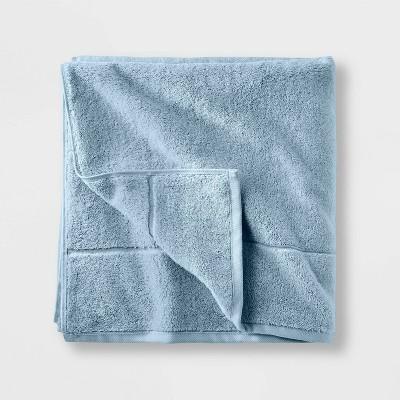 Modal Bath Towel Light Sky Blue - Casaluna™