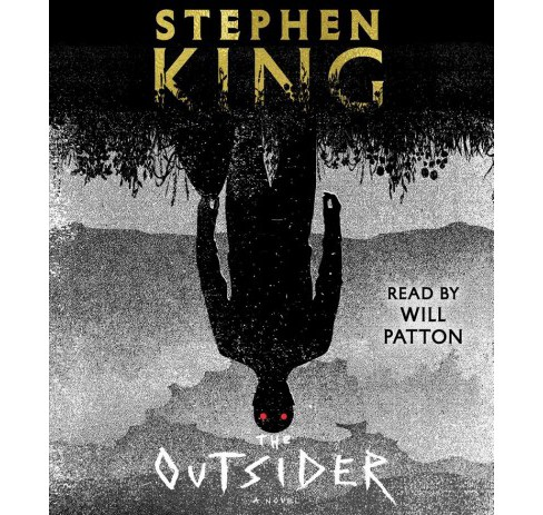 Outsider -  Unabridged by Stephen King (CD/Spoken Word) - image 1 of 1