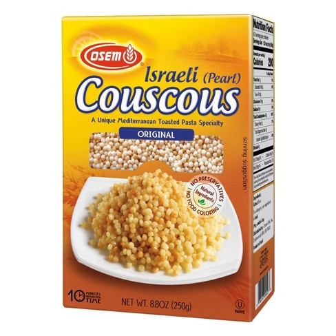 Osem Israeli Pearl Couscous 8 8oz Target