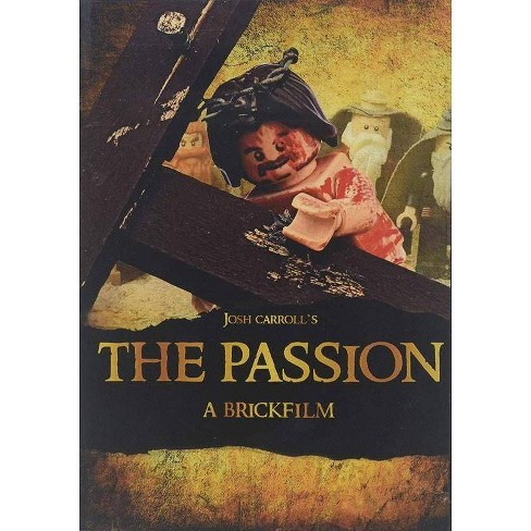 The Passion: A Brickfilm (DVD) - image 1 of 1
