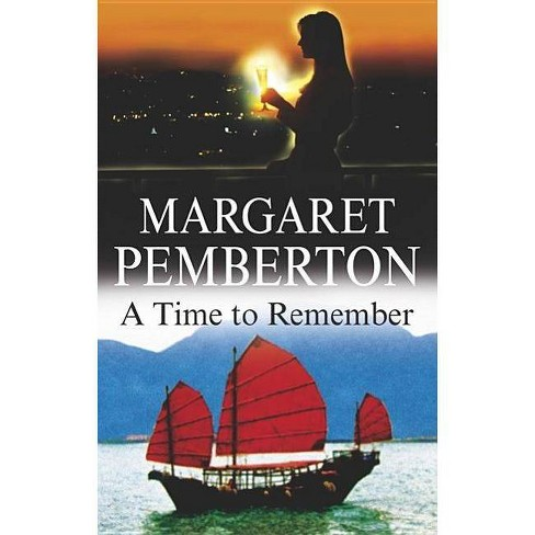 A Time to Remember - by  Margaret Pemberton (Hardcover) - image 1 of 1