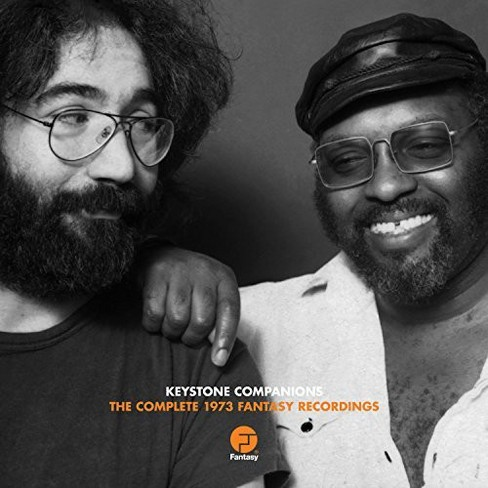 Merl Saunders - Keystone Companions:Comp Fantasy Reco (Vinyl) - image 1 of 1