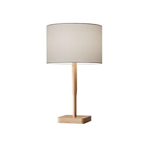 "21"" Ellis Table Lamp Tan - Adesso - image 1 of 2"