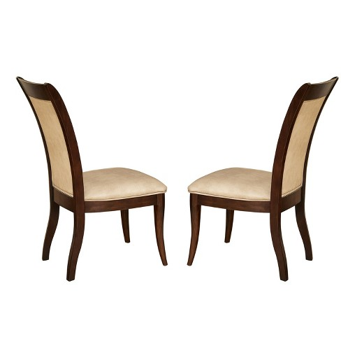 Margot Side Chairs Merlot Chair (Set of 2) - Steve Silver - image 1 of 1