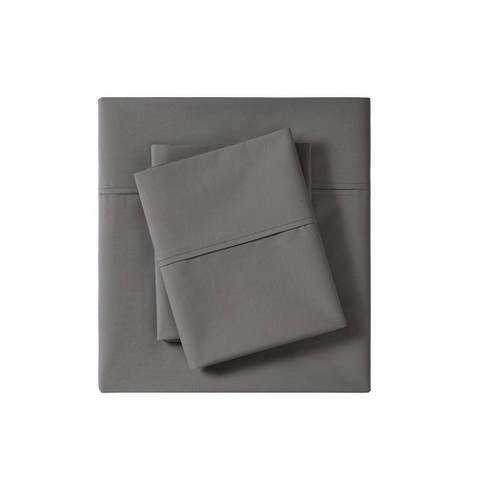 Solid Peached 100% Cotton Percale Sheet Set - image 1 of 4