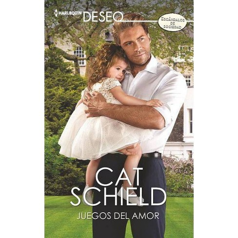 Juegos del Amor - (Sweet Tea and Scandal) by  Cat Schield (Paperback) - image 1 of 1