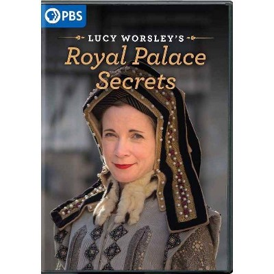 Lucy Worsley's Royal Palace Secrets (DVD)(2020)
