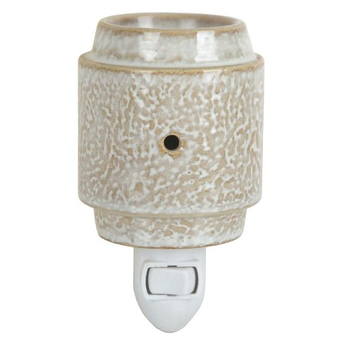 Plug-In Fragrance Warmer Cream - Home Scents By Chesapeake Bay Candle - image 1 of 1