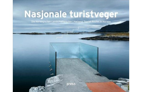 National Tourist Routes in Norway (Paperback) (Jan Andresen & Arne Hjeltnes) - image 1 of 1