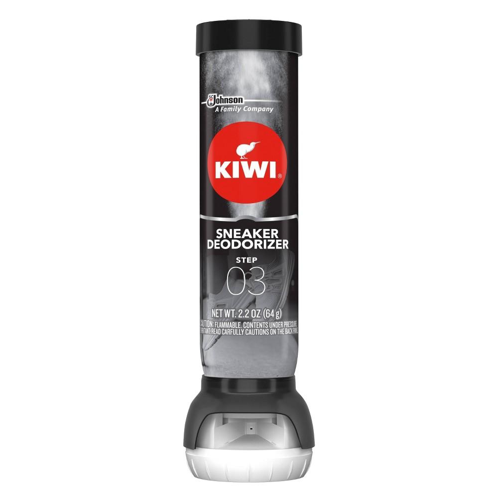 Kiwi Sneaker Deodorizer 2.2oz, Clear