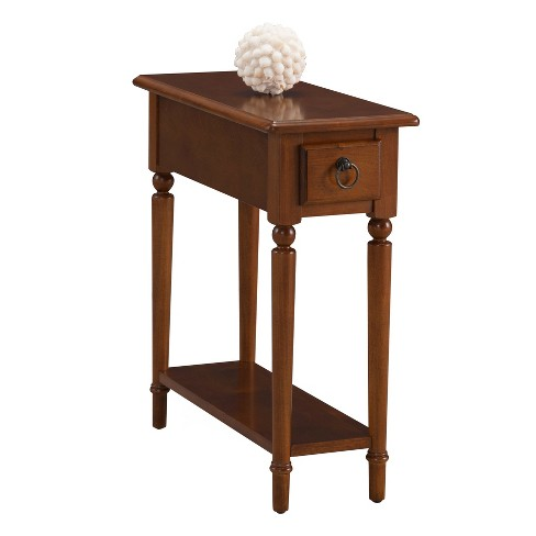 End Table Pecan - Leick Home - image 1 of 1