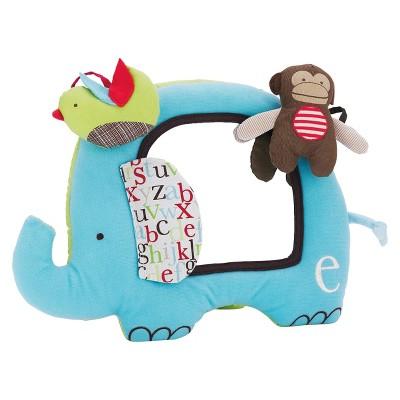 Skip Hop Alphabet Zoo Activity Mirror, Elephant