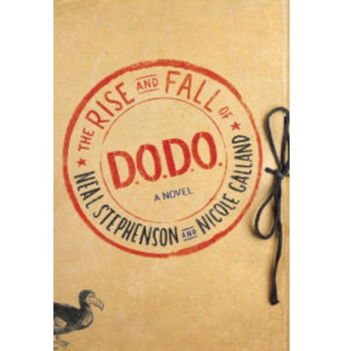Rise and Fall of D.O.D.O. -  by Neal Stephenson & Nicole Galland (Hardcover) - image 1 of 1