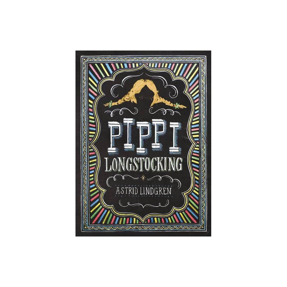 Pippi Longstocking Puffin Chalk By Astrid Lindgren Paperback
