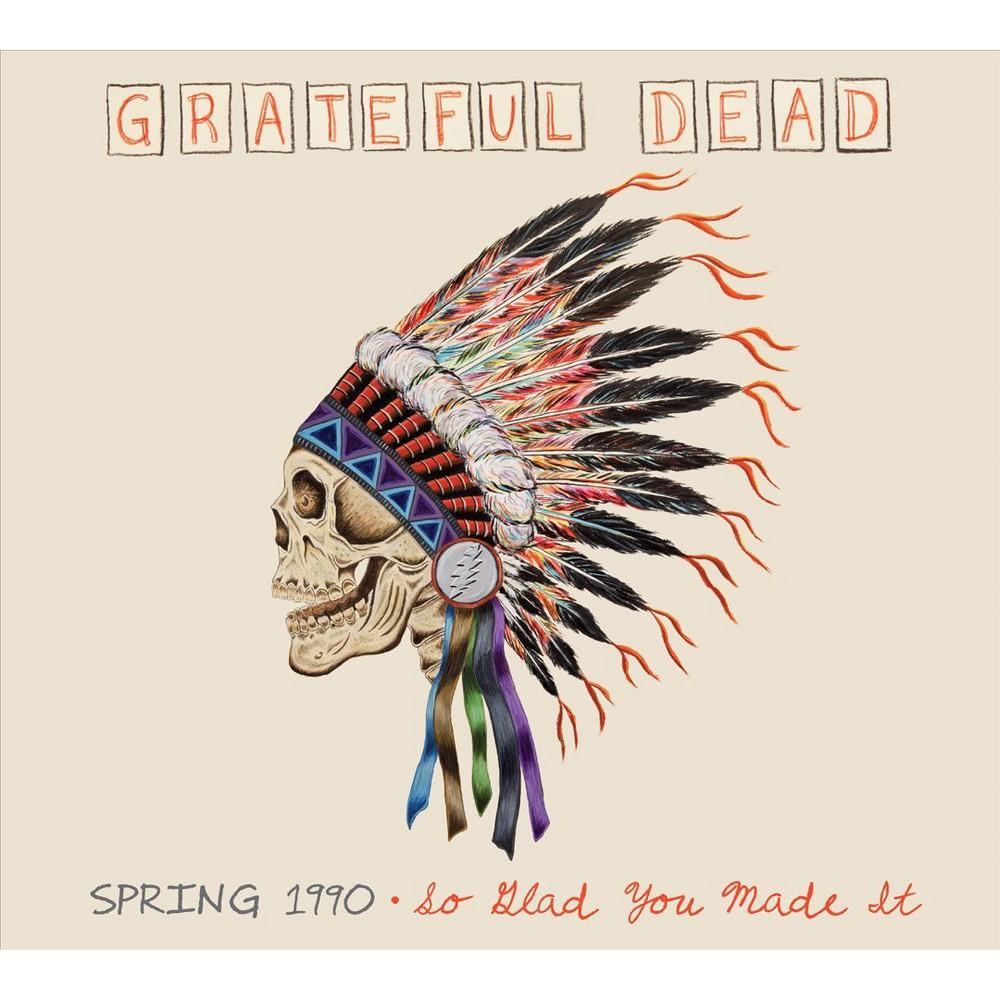 Grateful Dead - Spring 1990:So Glad You Made It (Vinyl)