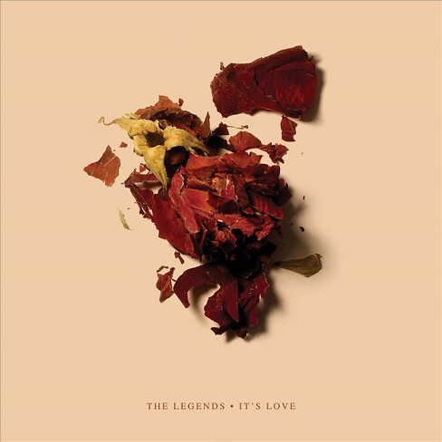 Legends - It's love (CD) - image 1 of 1