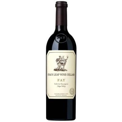 Stag's Leap Wine Cellars Fay Cabernet Sauvignon Red Wine - 750ml Bottle