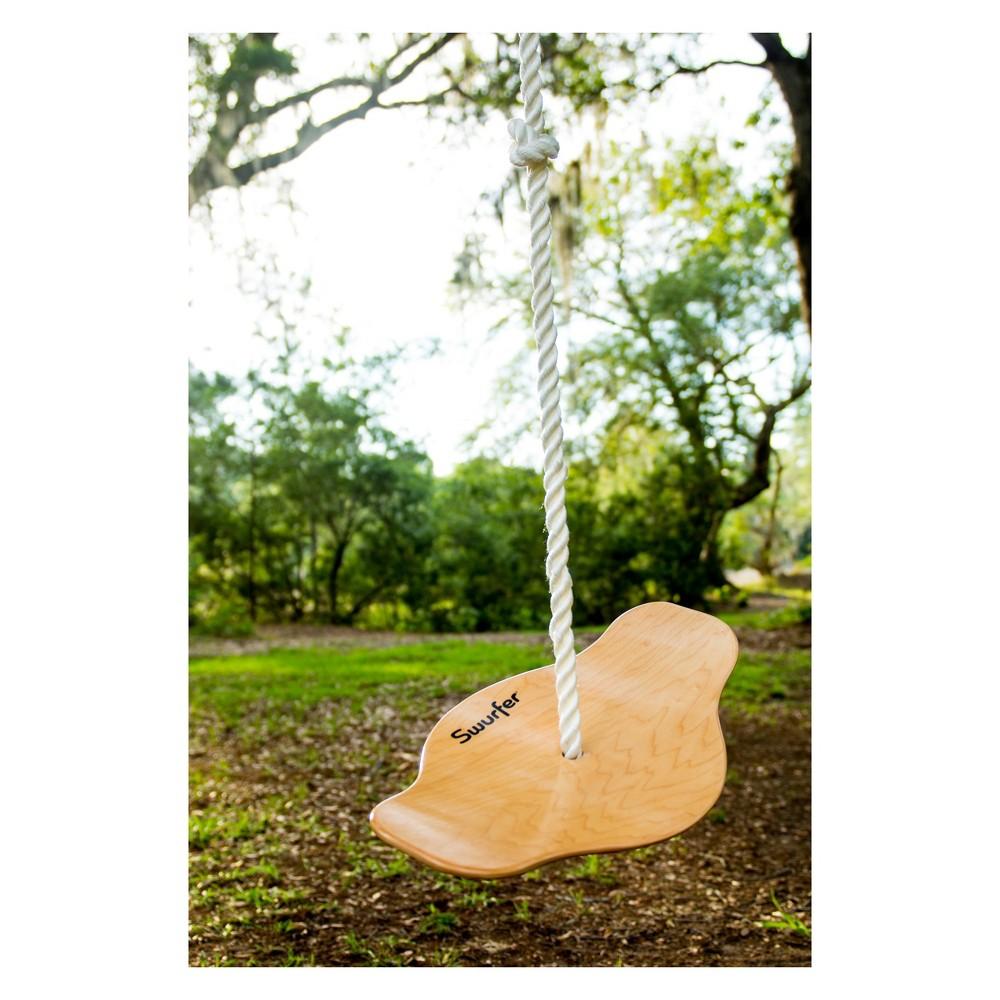Flybar Swurfer Swift Maple Disc Swing