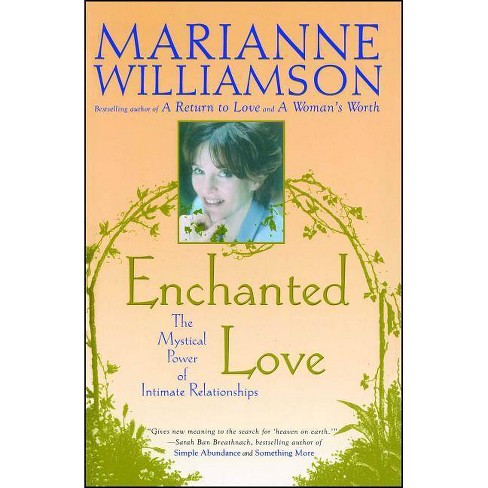 Enchanted Love - by  Marianne Williamson (Paperback) - image 1 of 1