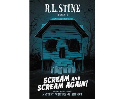 Scream and Scream Again! : Spooky Stories from Mystery Writers of America -  (Hardcover) - image 1 of 1