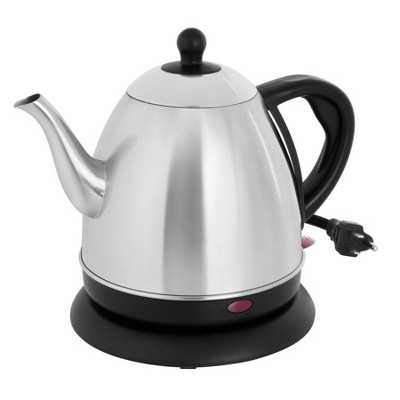 Chantal 1qt Royale Electric Kettle - Brushed Stainless Steel