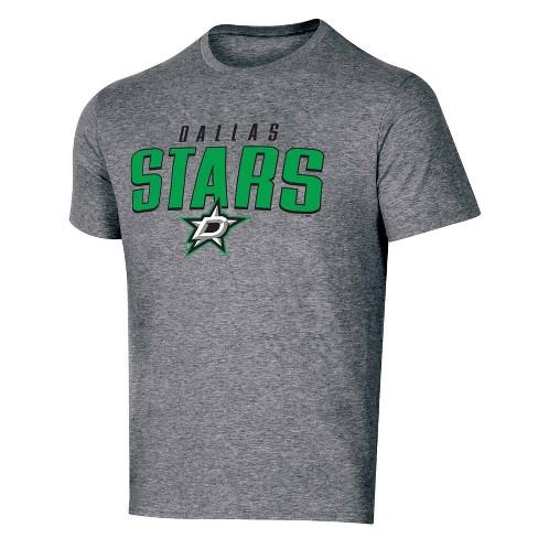 NHL Dallas Stars Men's Short Sleeve Heather T-Shirt - S - image 1 of 2