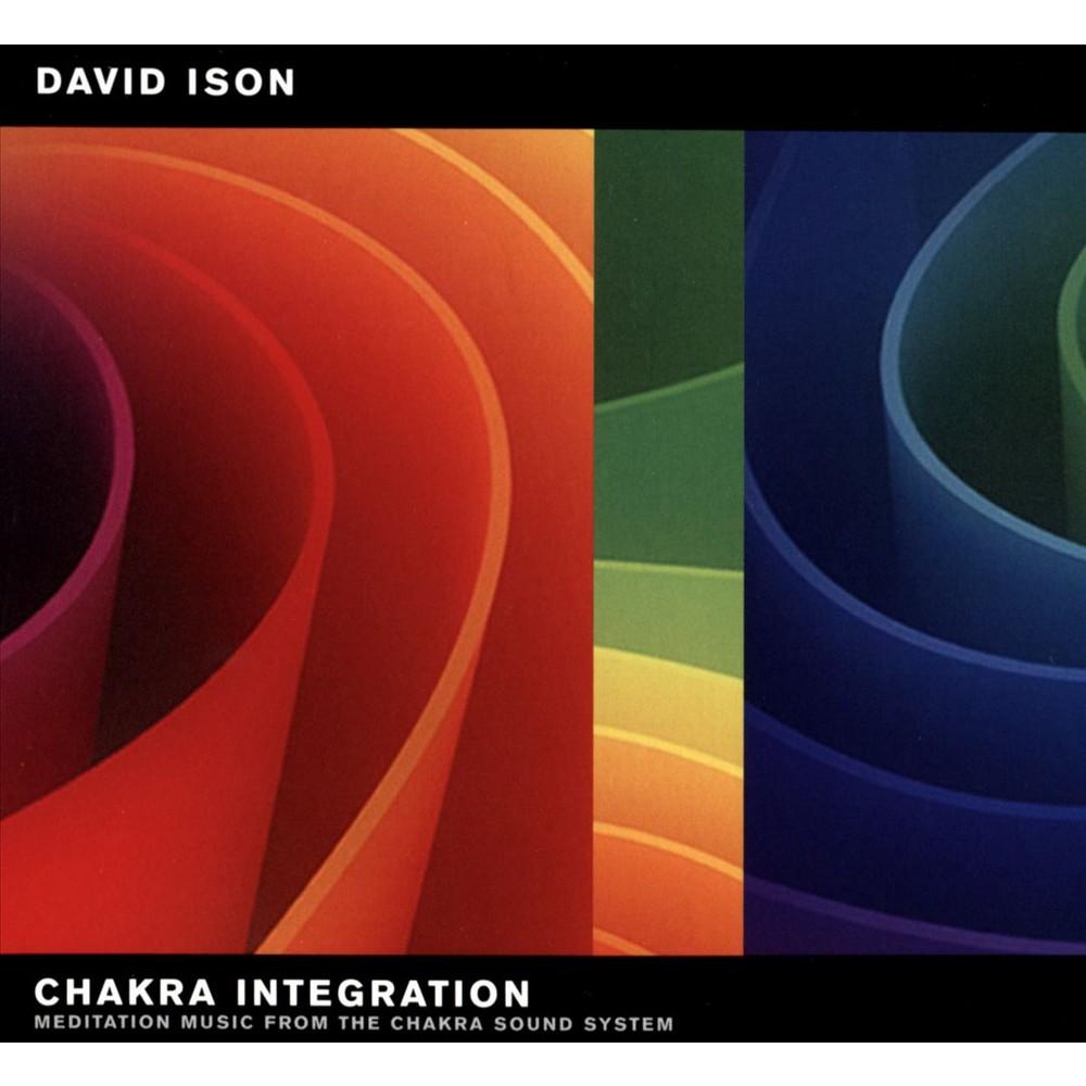 David ison - Chakra integration:Meditation music (CD)