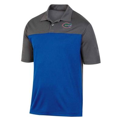 NCAA Florida Gators Men's Short Sleeve Polo Shirt