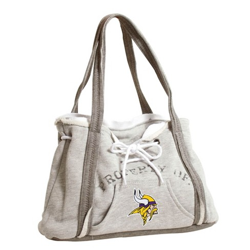 NFL Minnesota Vikings Hoodie Purse - image 1 of 2