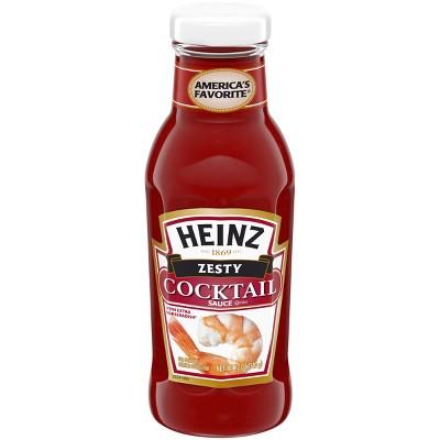 Heinz Zesty Cocktail Sauce 12oz